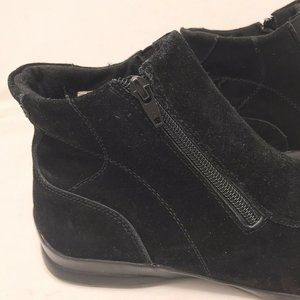 Dr. Scholl's Shoes - Dr. Scholls Women's Booties 9 M Suede Black